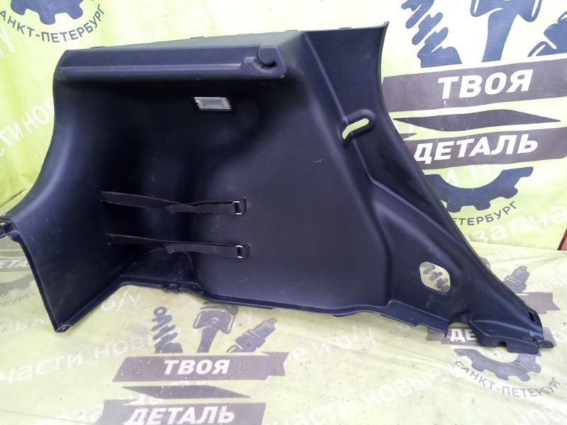 Обшивка багажника Hyundai Solaris Hb левая (б/у)