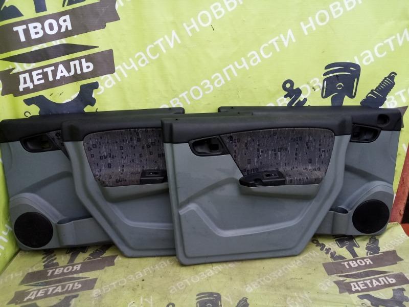 Обшивка двери Волга 31105 (б/у)