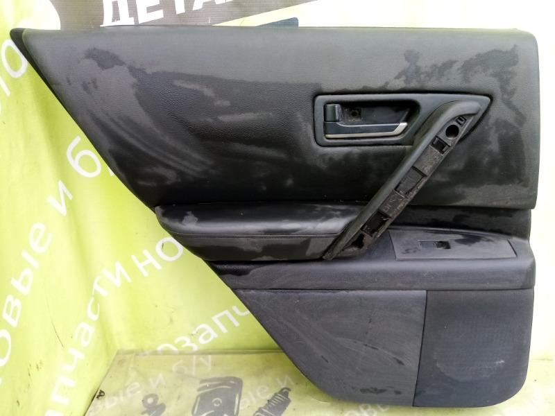 Обшивка двери Infiniti Fx35 S50 задняя левая (б/у)