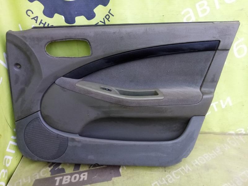 Обшивка двери Chevrolet Lacetti передняя правая (б/у)
