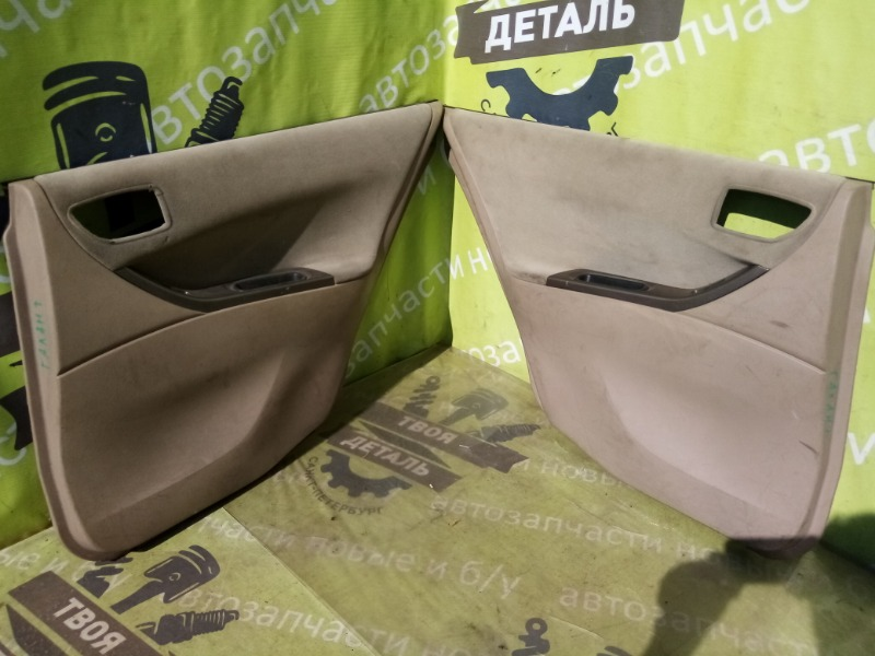Комплект обшивок Mitsubishi Galant 8 Usa 4G64 2.4 2000 (б/у)
