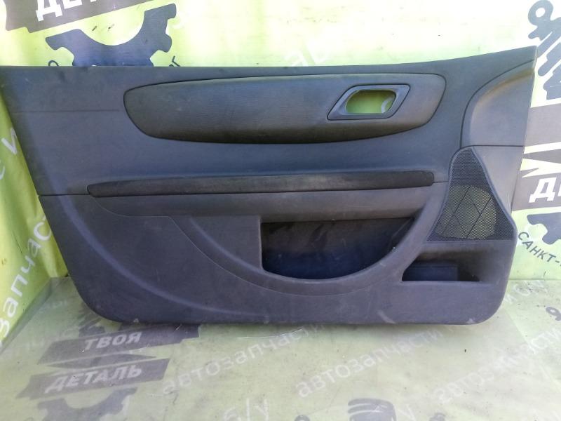 Обшивка двери Citroen C4 передняя левая (б/у)