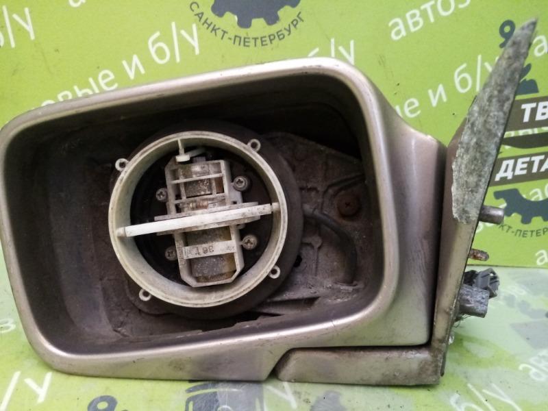 Зеркало Bmw 5 Series 520 E34 M20B20 1988 левое (б/у)