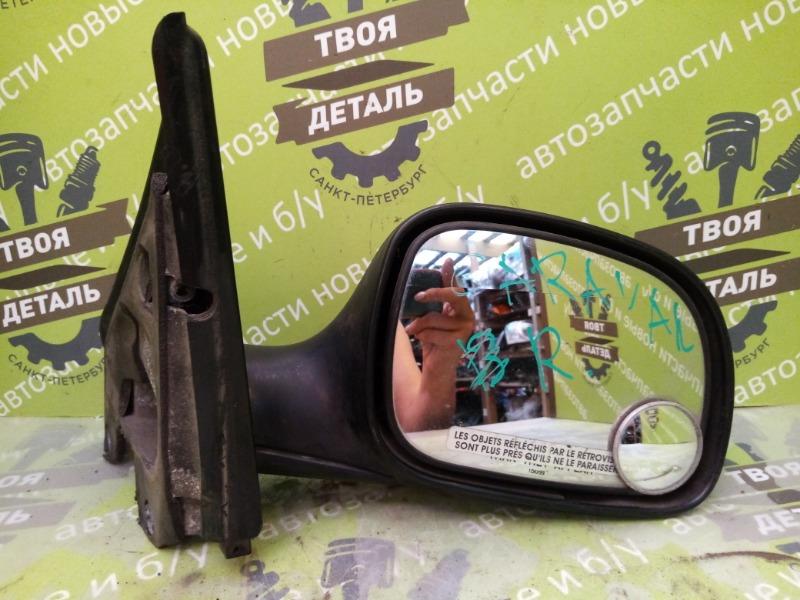 Зеркало Dodge Caravan 3 3.0 1999г.в. правое (б/у)