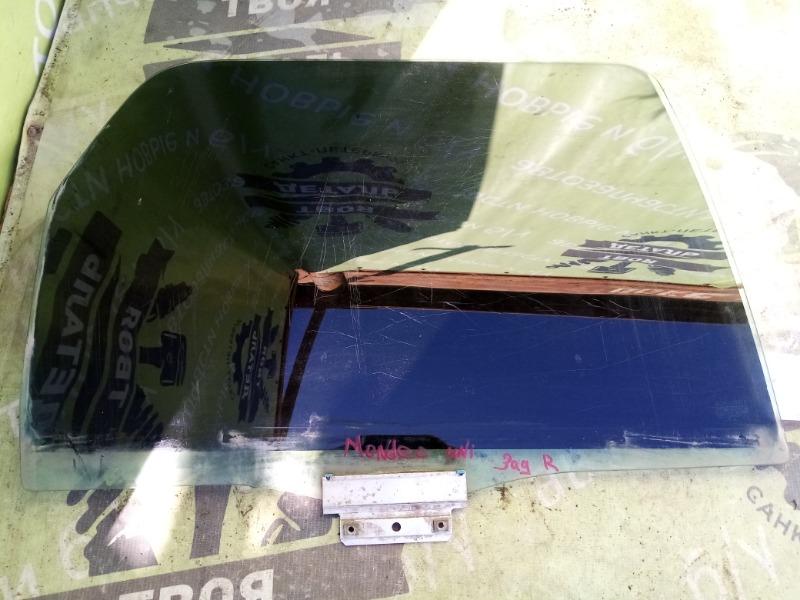 Стекло двери Ford Mondeo 2 СЕДАН 1.8-2.0 БЕНЗИН заднее правое (б/у)
