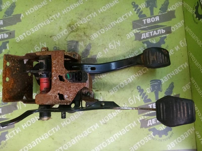 Педальный блок Ford Mondeo 2 СЕДАН 1.8-2.0 БЕНЗИН (б/у)