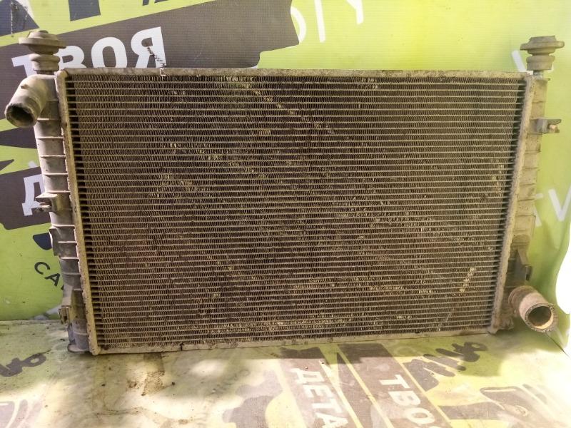 Радиатор двс Ford Mondeo 2 СЕДАН 1.8-2.0 БЕНЗИН (б/у)
