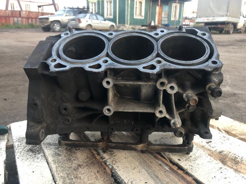 Блок двигателя Infiniti Fx35 S50 3.5 VQ35DE 2004 (б/у)