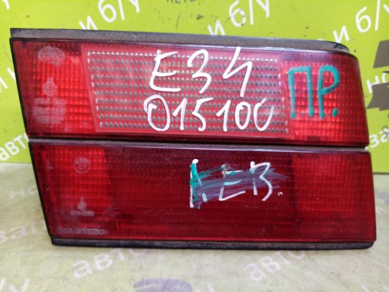 Фонарь Bmw 5 Series 520 E34 M20B20 1988 правый (б/у)