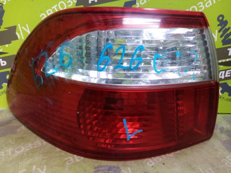 Фонарь Mazda 626 Gf СЕДАН 2.0 2000 левый (б/у)