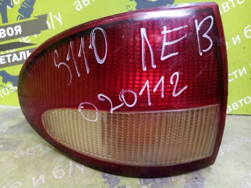 Фонарь Волга 3110 ЗМЗ 402 2003г.в. левый (б/у)