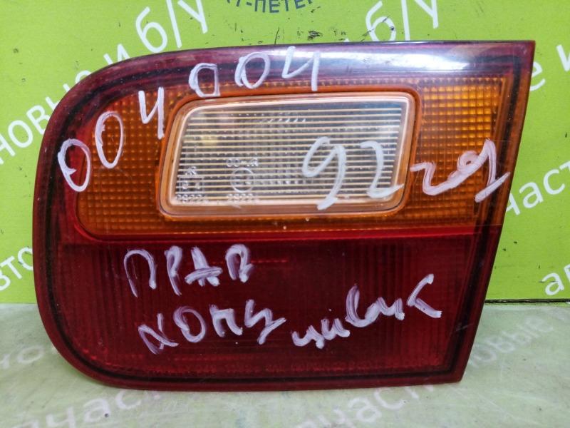 Фонарь Honda Civic 1991-1995 D15B 1.5 1992 правый (б/у)