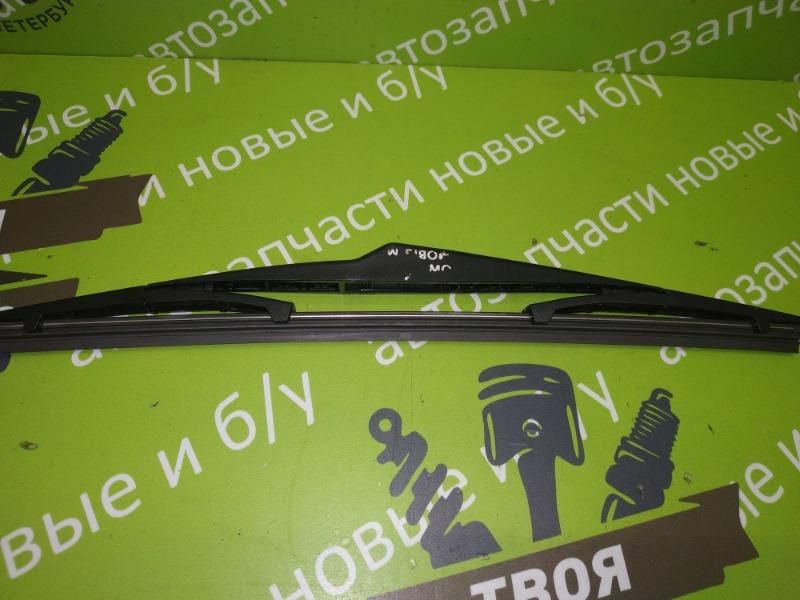 Щетка стеклоочистителя Hyundai Ix35 2.0 G4KD 2012 задняя (б/у)