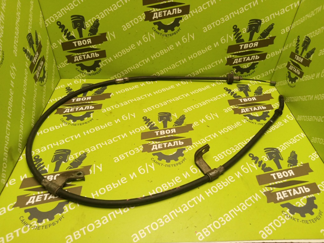 Трос ручника Kia Rio 3 ХЕТЧБЕК 1.6 G4FC 2015 левый (б/у)