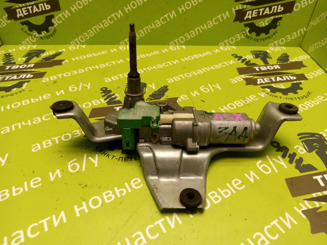 Моторчик стеклоочистителя Peugeot 4008 задний (б/у)