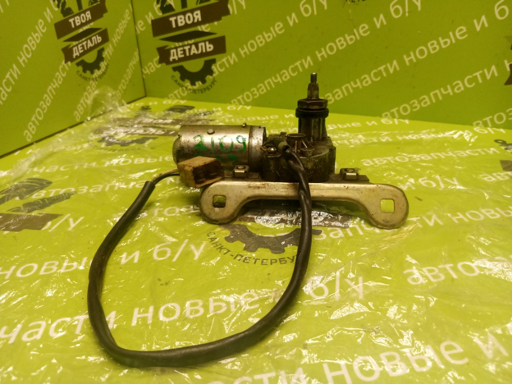 Моторчик стеклоочистителя Ваз 2109 задний (б/у)