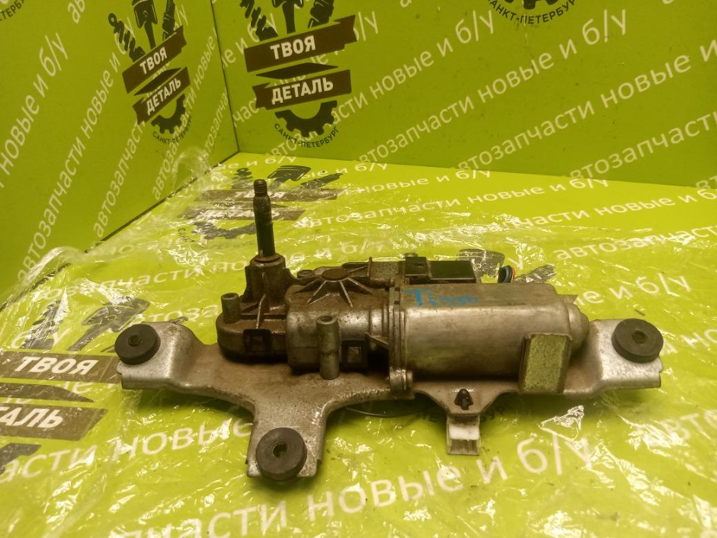 Моторчик стеклоочистителя Chery Tiggo T11 1.8 2005 задний (б/у)