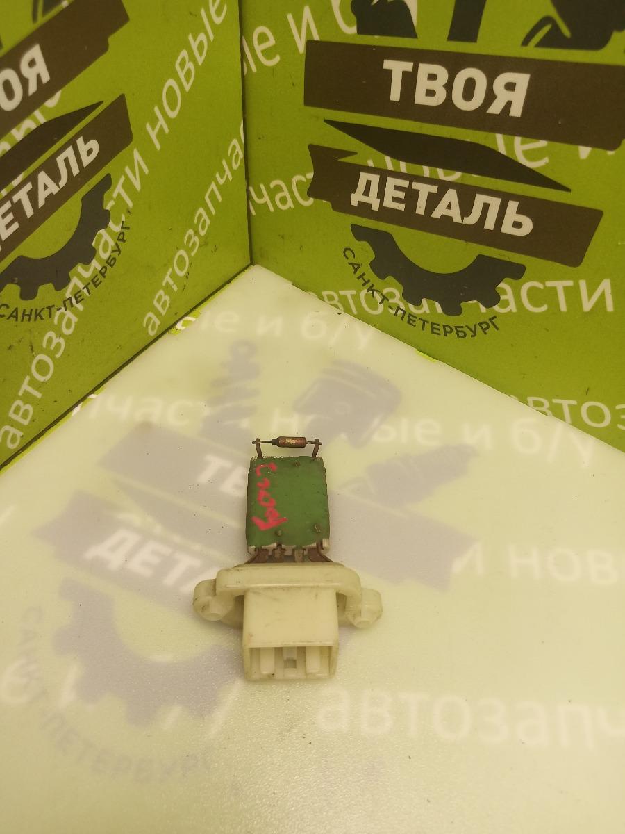 Резистор отопителя Ford Focus 2 СЕДАН 1.8 QQDB 2008 (б/у)