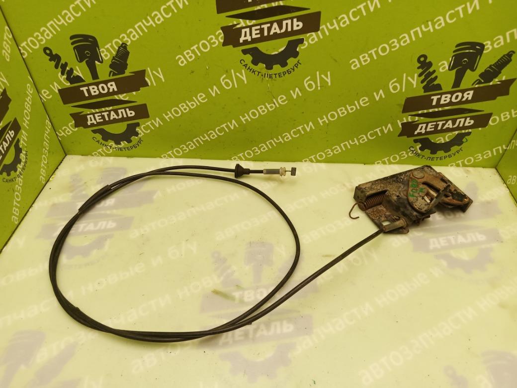 Тросик замка капота Ford Mondeo 2 СЕДАН 1.8-2.0 БЕНЗИН (б/у)