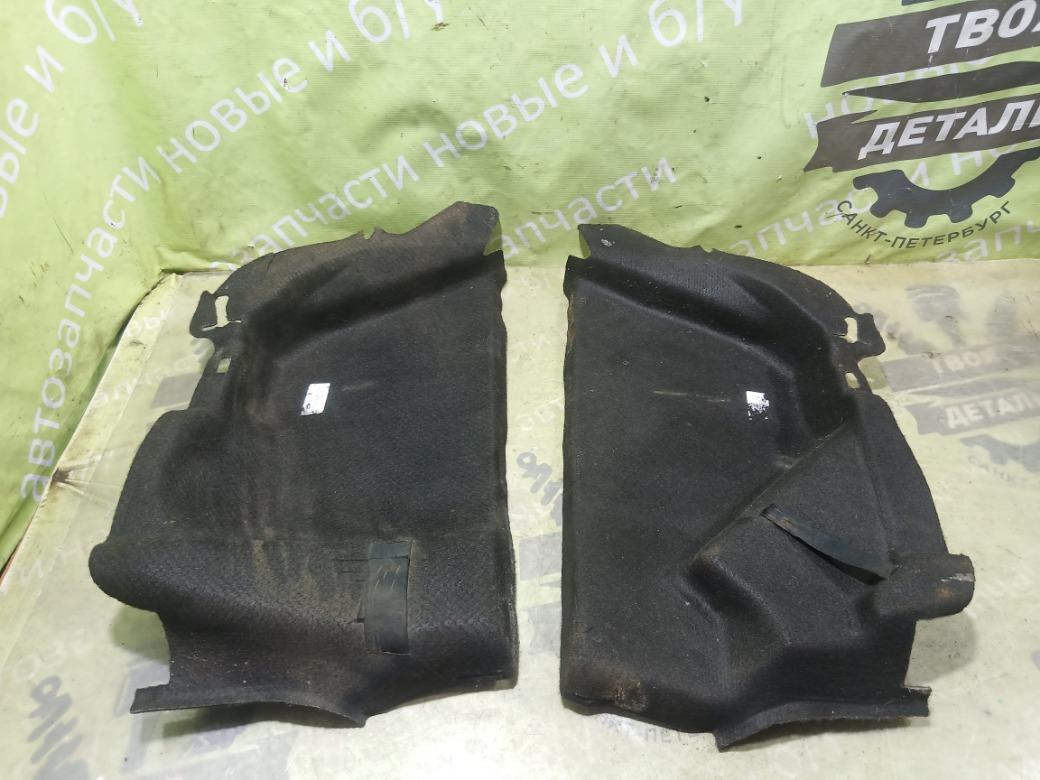 Обшивка багажника Ford Focus 2 СЕДАН 1.8 QQDB 2008 (б/у)
