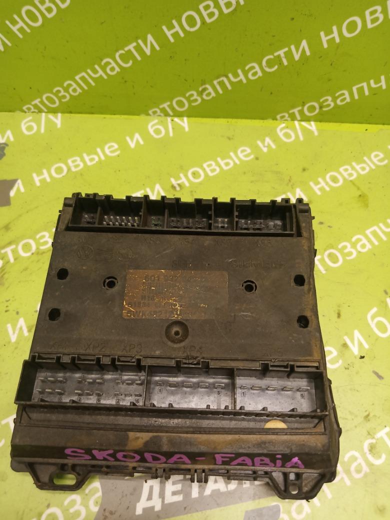 Блок комфорта Skoda Fabia 1 1.4 16V BKY 2007 (б/у)
