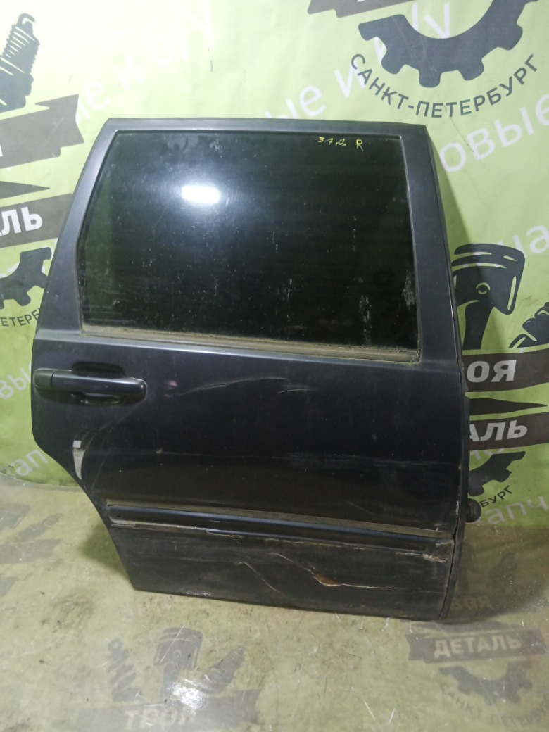 Дверь Volvo S70 B5234T3 1997г.в. задняя правая (б/у)