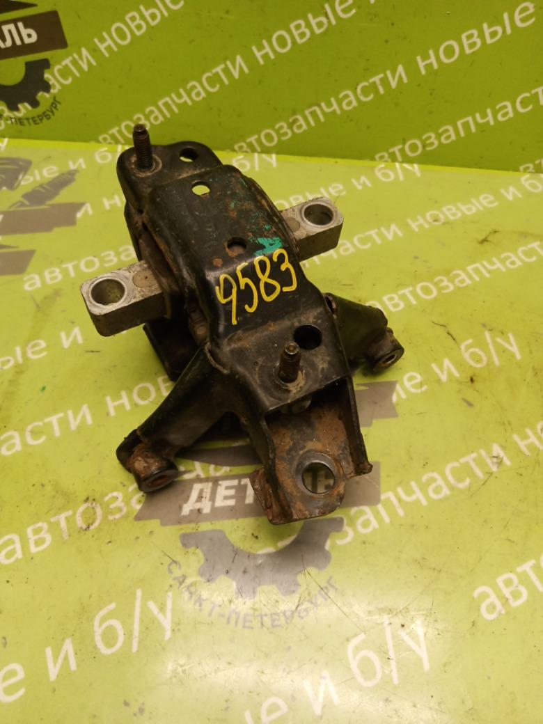 Опора кпп Skoda Fabia 1 1.4 16V BKY 2007 левая (б/у)