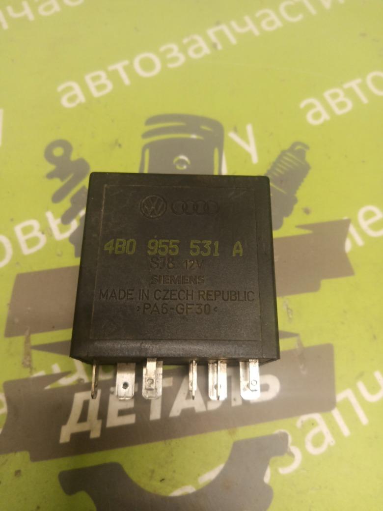 Реле стеклоочистителя Skoda Octavia A4 ЛИФТБЕК 1.4 BCA 2006 (б/у)