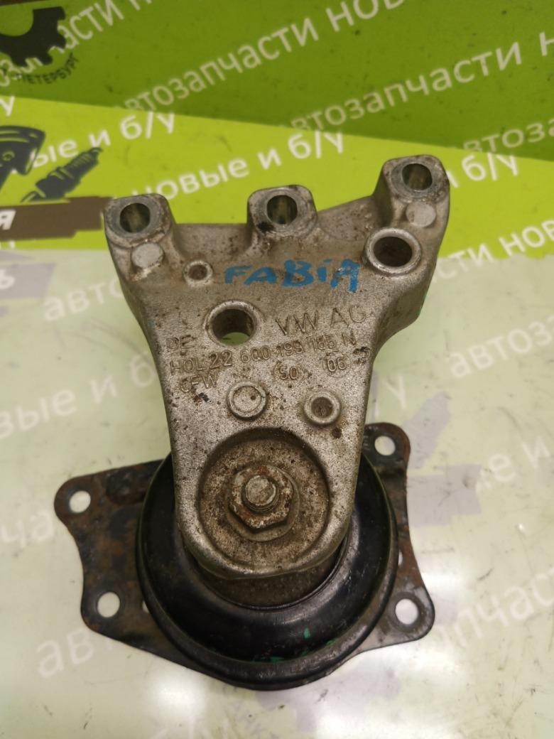 Кронштейн опоры двигателя Skoda Fabia 1 1.4 16V BKY 2007 (б/у)
