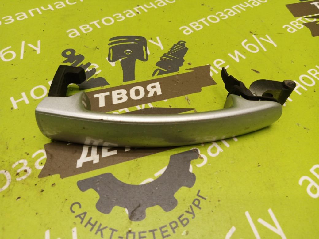 Ручка двери наружная Volkswagen Jetta 6 1.4 CAXA TSI 2011 задняя правая (б/у)