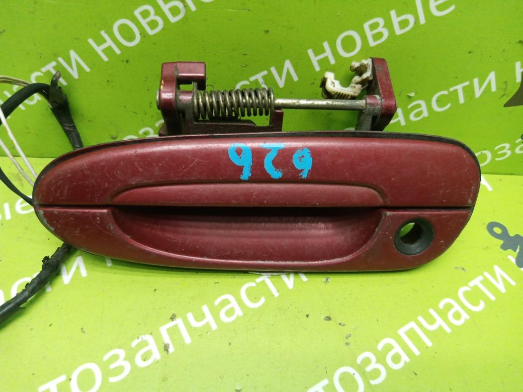 Ручка двери наружная Mazda 626 Gf СЕДАН 2.0 2000 передняя левая (б/у)