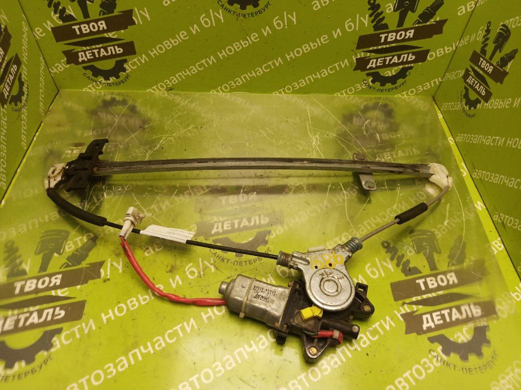 Стеклоподъемник электрический Suzuki Grand Vitara 1 2.5 1999 задний правый (б/у)