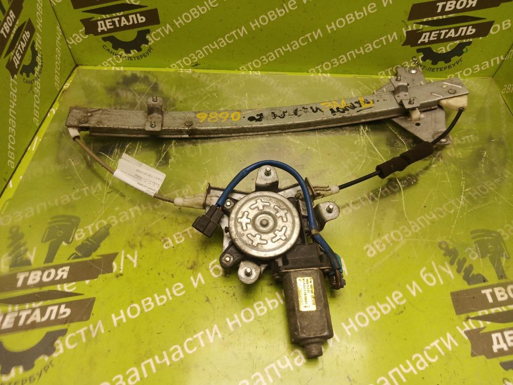Стеклоподъемник электрический Chevrolet Lacetti 1.6 F16D3 2009 задний левый (б/у)