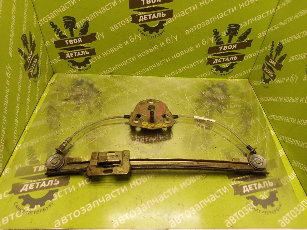 Стеклоподъемник механический Иж 2126 Ода 1.6 2006 передний левый (б/у)