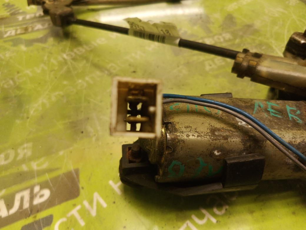 Стеклоподъемник электрический Ваз 2110 1.5 8V 2004 передний левый (б/у)