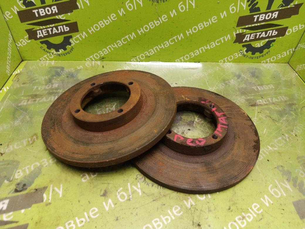 Тормозные диски Daewoo Matiz (б/у)