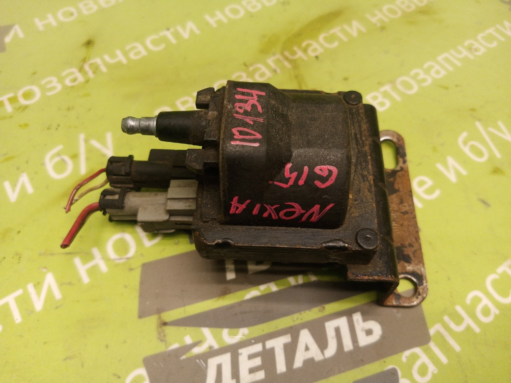 Катушка зажигания Daewoo Nexia A15SMS 1.5 2008 (б/у)