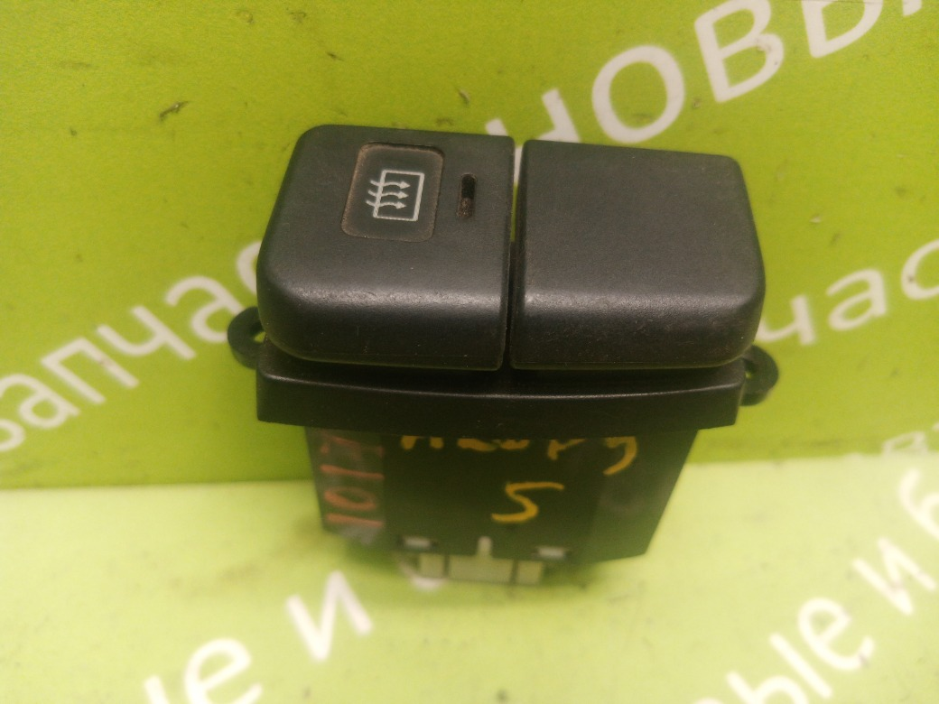 Кнопка обогрева заднего стекла Honda Accord 5 2.0 F20Z2 1993 (б/у)