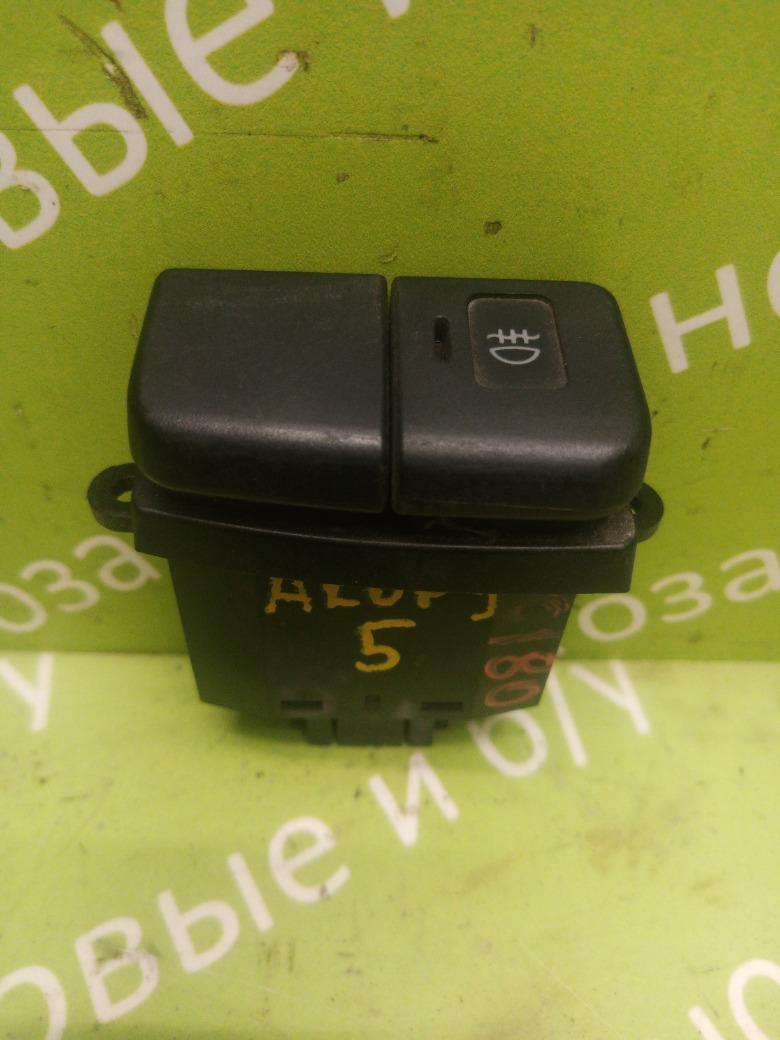 Кнопка противотуманных фар Honda Accord 5 2.0 F20Z2 1993 (б/у)