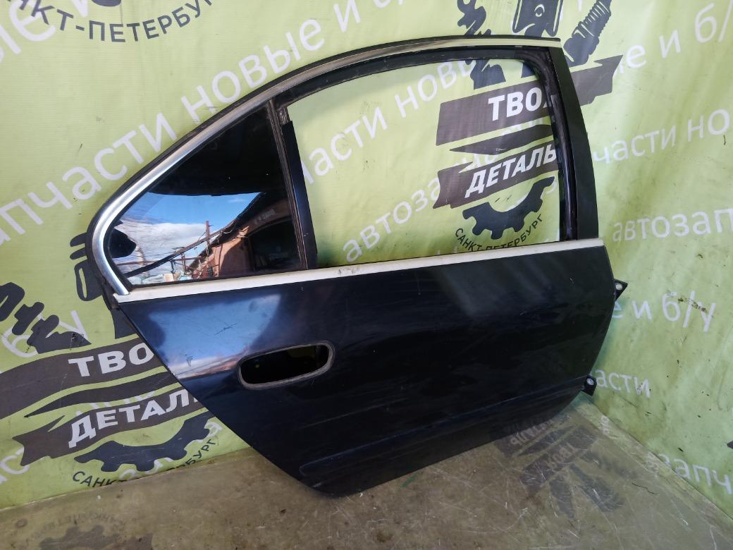 Дверь Peugeot 607 ES9J4S 3.0I V6 210Л.С. 2004г.в. задняя правая (б/у)