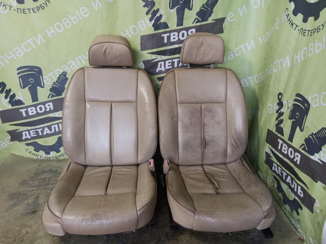 Передние сиденья Peugeot 607 ES9J4S 3.0I V6 210Л.С. 2004г.в. (б/у)