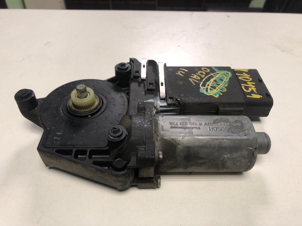 Моторчик стеклоподъемника Skoda Octavia A4 ЛИФТБЕК 1.4 BCA 2006 передний правый (б/у)