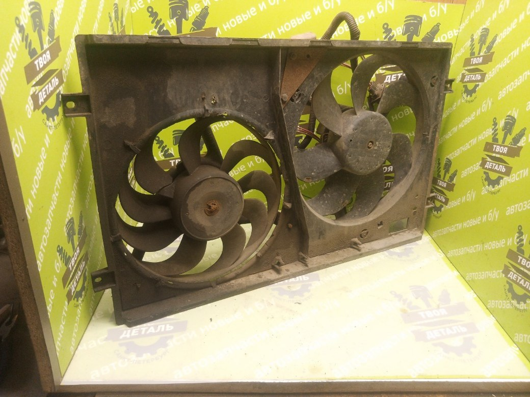 Вентилятор радиатора Volkswagen Jetta 4 Usa СЕДАН АМЕРИКА AEG 1999 (б/у)
