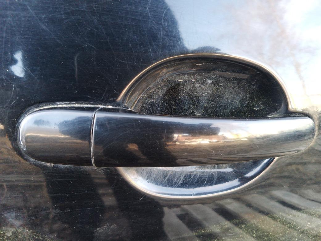 Ручка двери наружная Volkswagen Jetta 4 Usa СЕДАН АМЕРИКА AEG 1999 передняя правая (б/у)