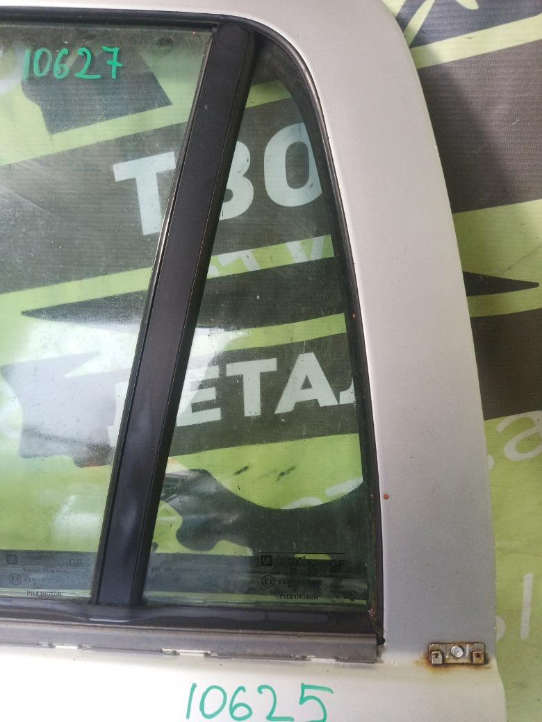 Форточка двери Opel Astra G УНИВЕРСАЛ 2.0 X20XEV 1999 задняя левая (б/у)