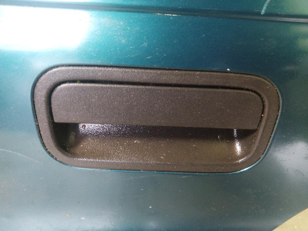 Ручка двери наружняя Opel Astra F 1.7 TD задняя левая (б/у)