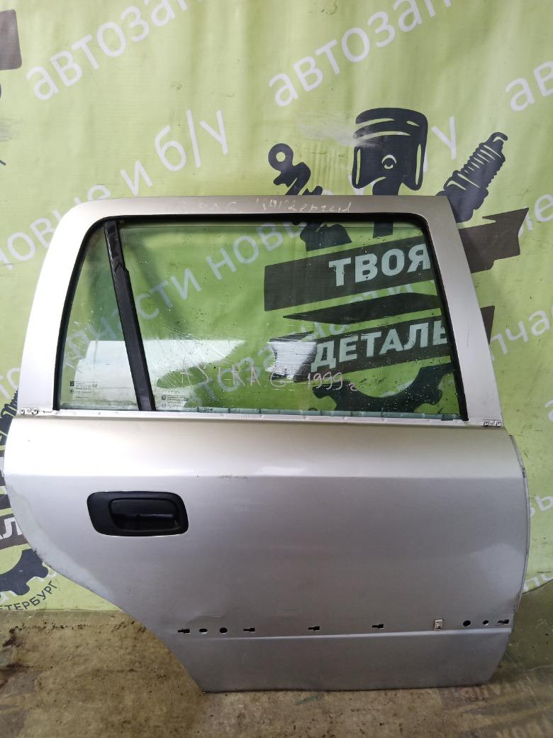 Дверь задняя правая Opel Astra G УНИВЕРСАЛ 2.0 X20XEV 1999 (б/у)
