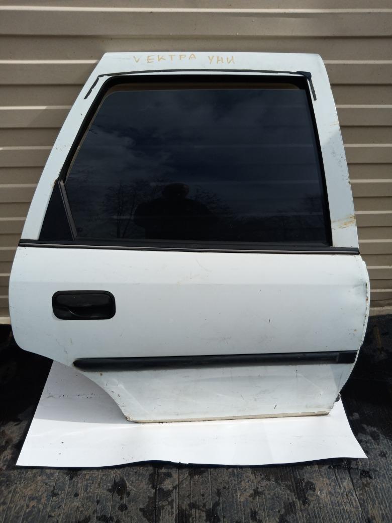 Дверь Opel Vectra B УНИВЕРСАЛ X20XEV 1998 задняя правая (б/у)