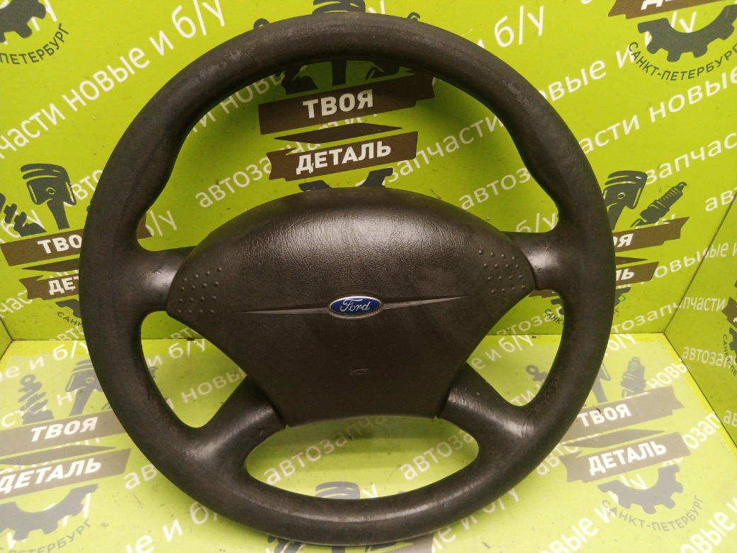 Руль Ford Focus 1 Usa СЕДАН 2.0 SPLIT PORT 2003 (б/у)