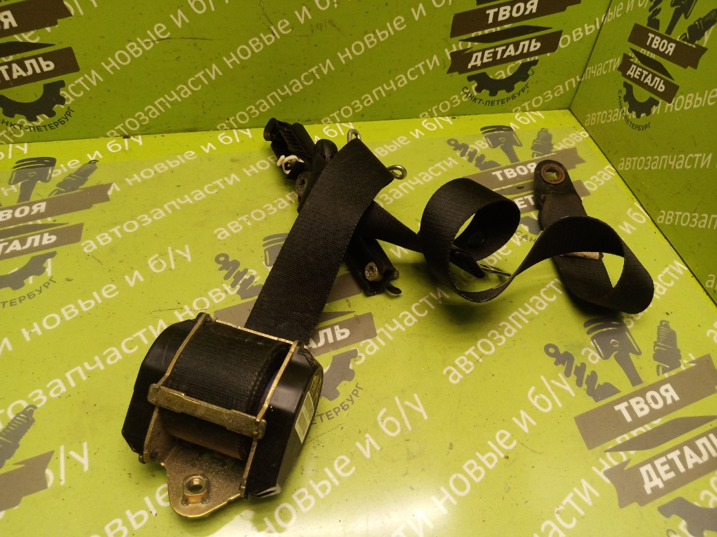 Ремень безопасности Ford Focus 1 Usa СЕДАН 2.0 SPLIT PORT 2003 передний правый (б/у)